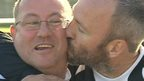 VIDEO: Notts County's management 'Mr & Mrs'