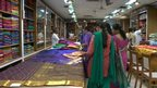 Nalli Silks shop