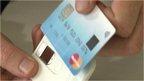 Zwipte card