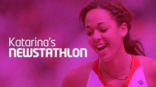 Katarina's newstathlon