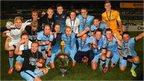 VIDEO: Man City's cup-winning moment