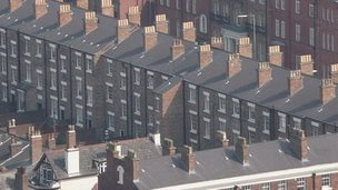 Houses in Liverpool