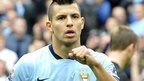 VIDEO: Aguero one of world's best - Pellegrini