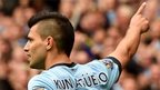 Why Aguero needs more minutes to match Messi