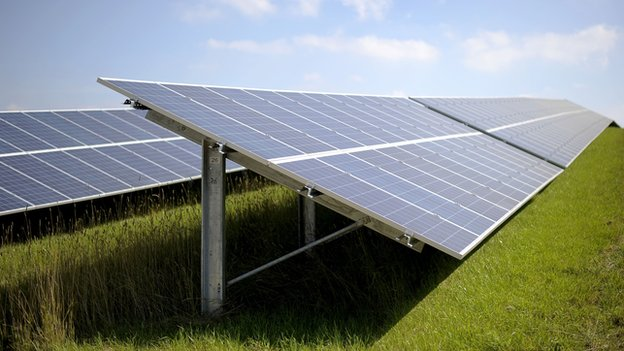 Solar Farms Are A Blight On The Landscape Says Minister