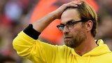 Dortmund coach Jurgen Klopp