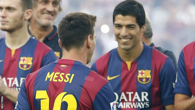 Time Real Madrid Real Madrid v Barcelona Luis