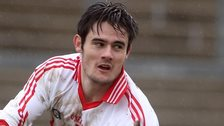 Chrissy McKaigue scored in Slaughtneil's two-point victory over Ballinderry Shamrocks