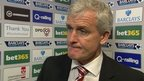 VIDEO: Hughes unhappy with Shawcross penalty
