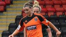 Glasgow City player Susan Fairlie