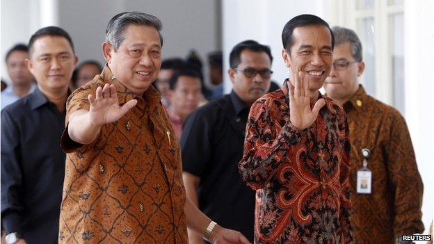 Jokowi to become Indonesia president...
