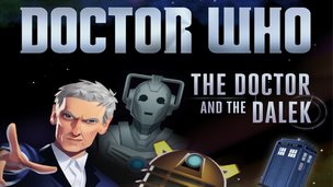 Doctor Who and the Dalek game