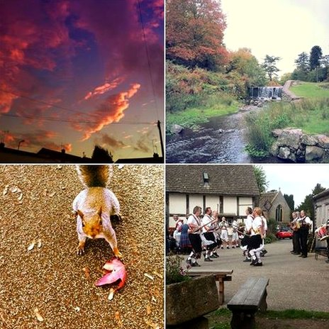 Photos of the Midlands sent in by viewers of Midlands Today