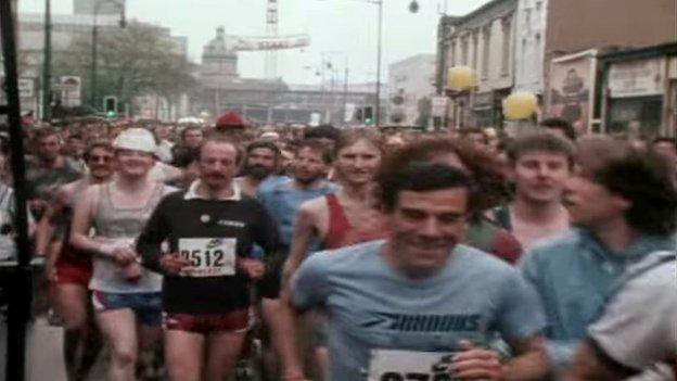Birmingham Marathon 1984