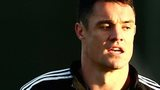 New Zealand's Dan Carter