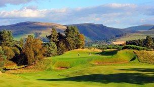 Gleneagles Kings Course