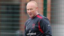 Ulster Head Coach Neil Doak