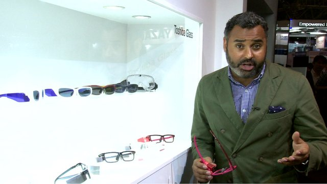 Intelligent glasses: Prototypes &#039; turn to rival  <b> Search engines Glass </b> &#039;