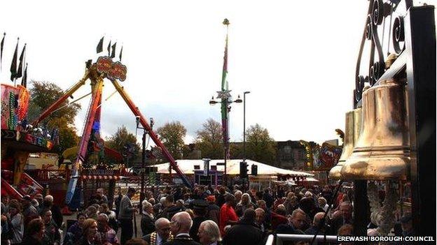 Erewash Charter Fair
