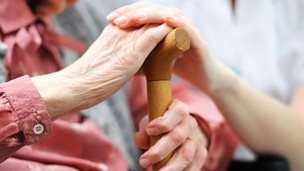 Older people care home