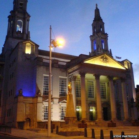 Leeds Civic Hall