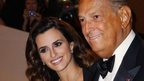 Penelope Cruz and Oscar de la Renta