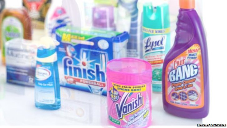 Reckitt Benckiser products