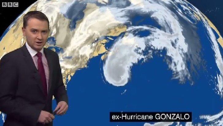 ex-Hurrican Gonzalo
