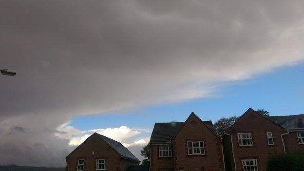 Matlock skies