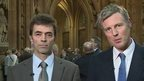 Tom Brake and Zac Goldsmith