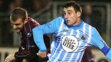 Warrenpoint Town have already played a number of their games on Friday nights this season