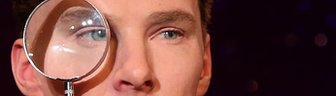 Benedict Cumberbatch waxwork at Madame Tussauds