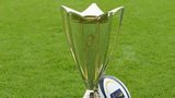 European Rugby Champions Cup Trophy & Ball