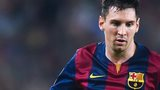 Barcelona playmaker Lionel Messi