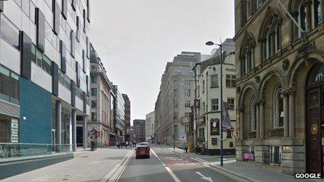 Chapel Street, Liverpool