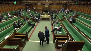 MPs debate the Recall Bill