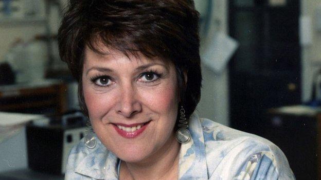 Lynda Bellingham on Christmas hopes...
