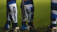 Scotland rugby league socks