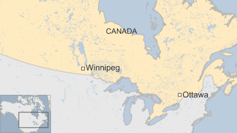 Infant bodies found in Canada locker...