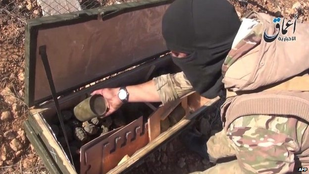 US probes 'stray Syria air drop'...