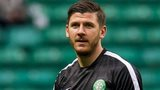 Celtic goalkeeper Lukasz Zaluska