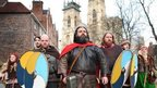 Viking re-enactment in York