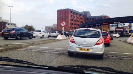 traffic nightmare
