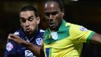 Giuseppe Bellusci and  Cameron Jerome