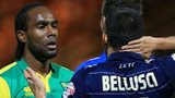 Cameron Jerome and Giuseppe Bellusci