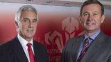 Gareth Davies and Roger Lewis