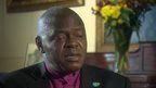 The Rt Rev John Sentamu