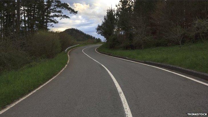 Scotland roads