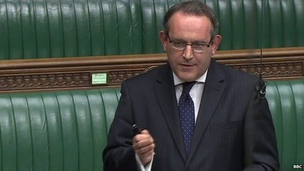 Stewart Hosie MP for Dundee East
