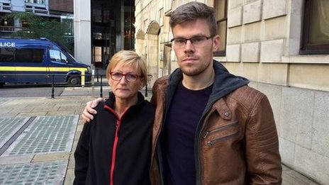 Janina Gehlau's family